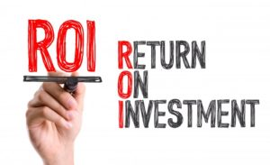 return on investment for direct mail for dentists