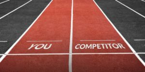 race with you and competition in small business marketing